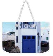 A House In El Golfo Weekender Tote Bag