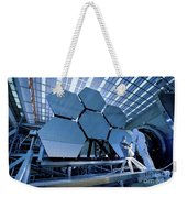 A James Webb Space Telescope Array Weekender Tote Bag