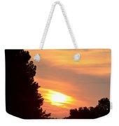 A June Sunrise Weekender Tote Bag