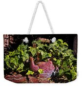 A Kettle Of Greens Weekender Tote Bag
