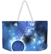 A Large Star With Concentrated Matter Weekender Tote Bag