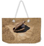 A League Of The Own Weekender Tote Bag by Bill Cannon
