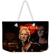 A Life For The Music Weekender Tote Bag