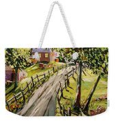 A Light Summer Breeze Weekender Tote Bag