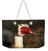 A Little Bit Of Country Grunge Weekender Tote Bag