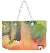 A Little House On Planet Goodaboom Weekender Tote Bag