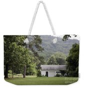 A Little White House Weekender Tote Bag