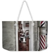 A Look Into The Past Weekender Tote Bag