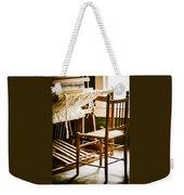 A Loom For Grandma Weekender Tote Bag
