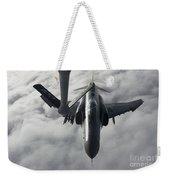 A Luftwaffe F-4f Phantom II Approaches Weekender Tote Bag