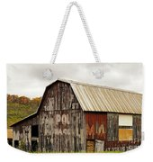 A Mail Pouch Barn In West Virginia Weekender Tote Bag