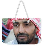 A Man From Jericho Weekender Tote Bag