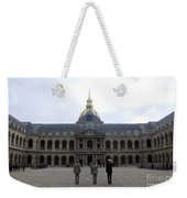 A Military Awards Ceremony Weekender Tote Bag by Stocktrek Images