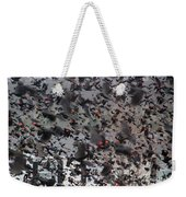 A Mob Of Red-winged Blackbirds Weekender Tote Bag