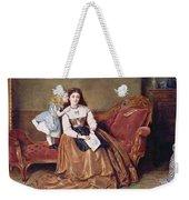 A Mother's Darling Weekender Tote Bag
