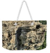 A Mountain Perspective Weekender Tote Bag