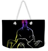 A New Lover In Town Weekender Tote Bag