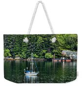A Nice Day For A Sail Weekender Tote Bag