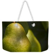 A Pair Of Pear On A Tree Weekender Tote Bag