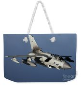 A Panavia Tornado Gr4 Of The Royal Air Weekender Tote Bag by Gert Kromhout