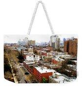 A Philadelphian View Weekender Tote Bag