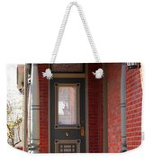 A Picturesque Porch Weekender Tote Bag