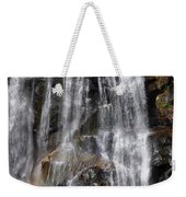 A Piece Of Whitewater Falls Weekender Tote Bag