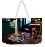 A Pint Of Henry's Weekender Tote Bag