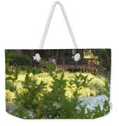 A Place Of Rest Weekender Tote Bag