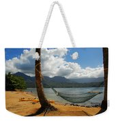 A Place To Hang Weekender Tote Bag