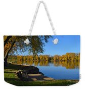 A Place To Reflect Weekender Tote Bag