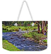 A Place Without Time Weekender Tote Bag