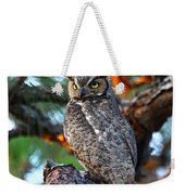 A Portrait Of A Wise Man Weekender Tote Bag