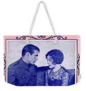 A Precious Little Thing Called Love Weekender Tote Bag