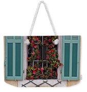 A Provence Window Weekender Tote Bag