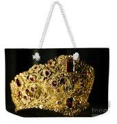 A Queen's Pride Weekender Tote Bag