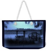 A Quiet Place By The Marsh Weekender Tote Bag