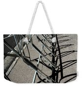 A Rack Of Shadows Weekender Tote Bag