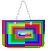 A Rainbow Is A Rainbow Is A Rainbow Weekender Tote Bag