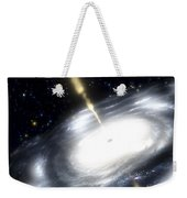 A Rare Galaxy That Is Extremely Dusty Weekender Tote Bag by Stocktrek Images