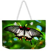 A Real Beauty Butterfly Weekender Tote Bag