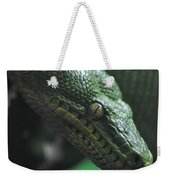 A Real Reptile Weekender Tote Bag