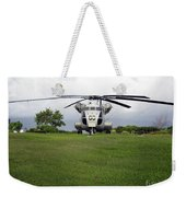 A Rh-53d Sea Stallion Helicopter Weekender Tote Bag