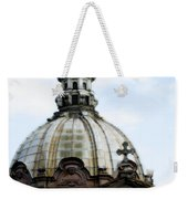 A Roman Church And Dome Weekender Tote Bag