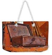 A Rusy Toolbox Weekender Tote Bag