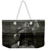 Savile Row London Weekender Tote Bag