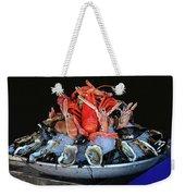 A Seafood Orgy Weekender Tote Bag