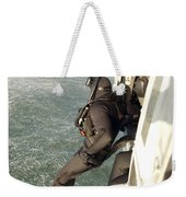 A Search And Rescue Swimmer Student Weekender Tote Bag