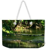 A Secret Place To Meditate Weekender Tote Bag