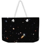 A Shot Of A Deep Space Photograph Weekender Tote Bag